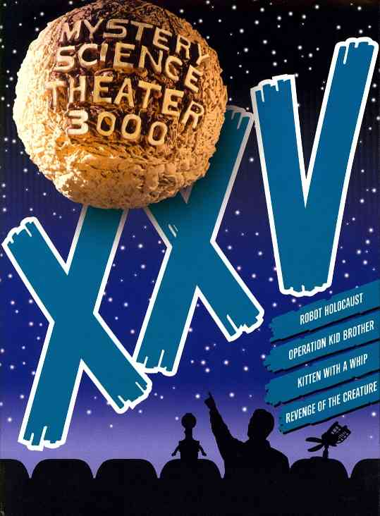 MYSTERY SCIENCE THEATER 3000:VXXV BY MYSTERY SCIENCE THEA (DVD)